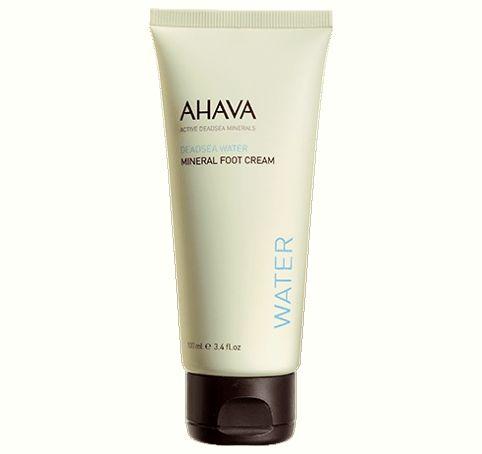 Image of Ahava Minerální krém na nohy (Mineral Foot Cream) 100 ml