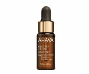 Image of Ahava Pleťové supersérum Dead Sea Crystal Osmoter X6 5 ml