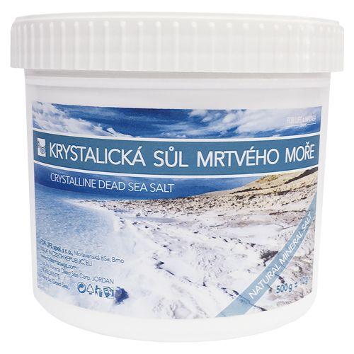For Life Krystalická koupelová sůl z Mrtvého moře