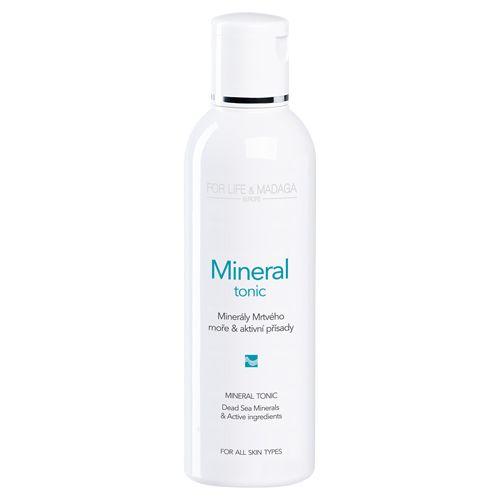For Life Mineral Tonic - pleťové tonikum s minerály Mrtvého moře