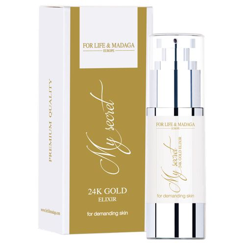 For Life My Secret 24K GOLD Elixir