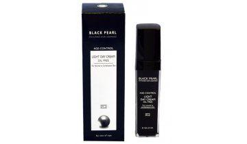 Sea of Spa Black Pearl - lehký denní krém SPF 25