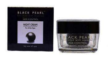 Sea of Spa Black Pearl - noční krém