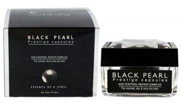 Sea of Spa Black Pearl - regenerační kapsle