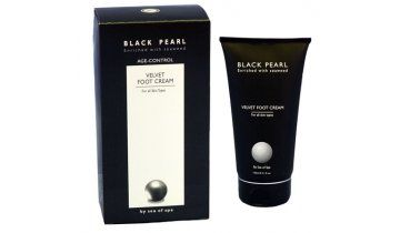 Sea of Spa Black Pearl - velvet krém na nohy