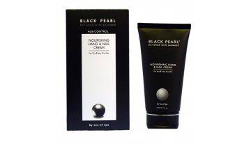 Sea of Spa Black Pearl - vyživující krém na ruce a nehty