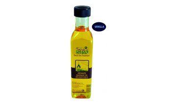 Sea of Spa Masážní olej - vanilka