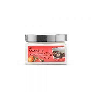 Sea of Spa Tělové máslo - červený grapefruit